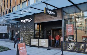 Amazon Invests in Europe