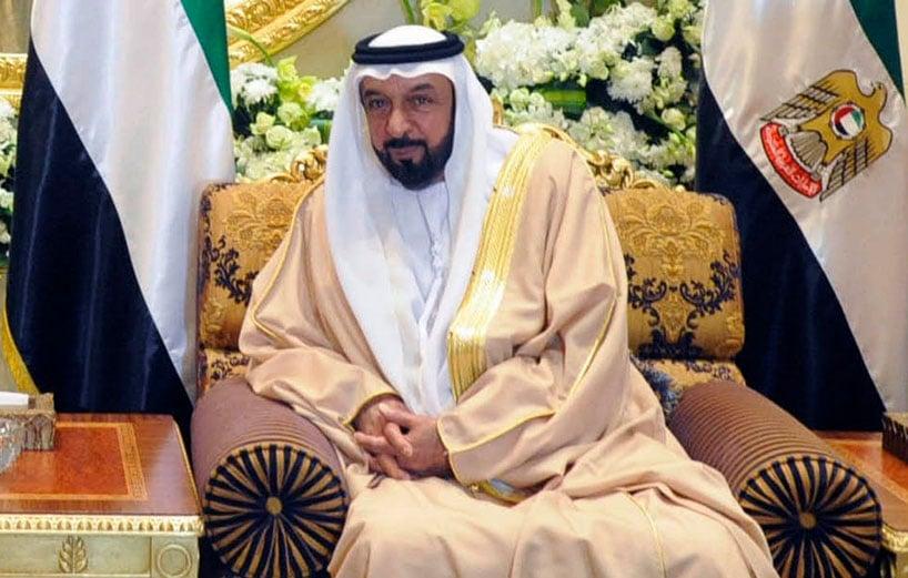Khalifa bin Zayed Al Nayhan