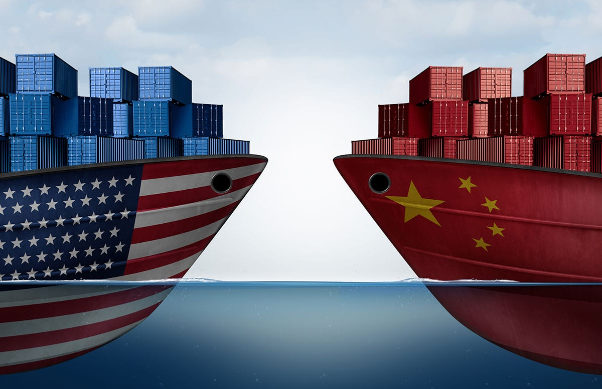 American Investors Ignoring the US/China Trade War
