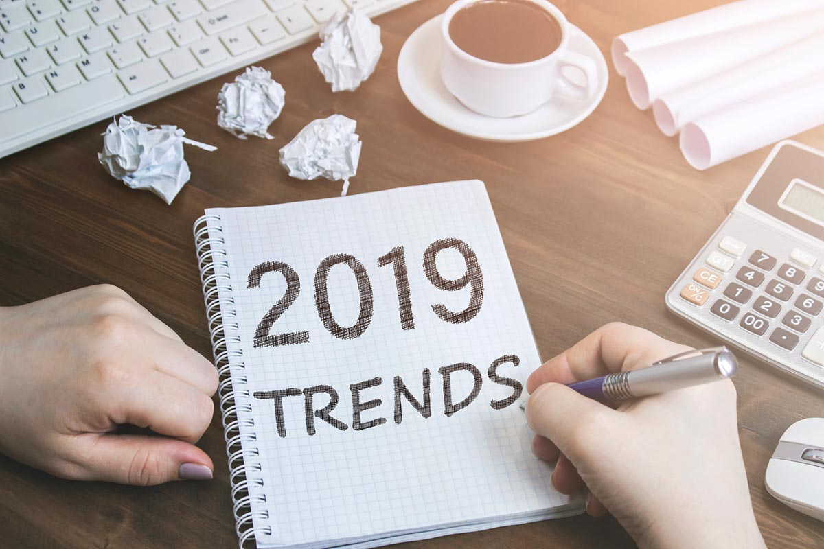2019 financial trends
