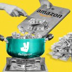 amazon deliveroo