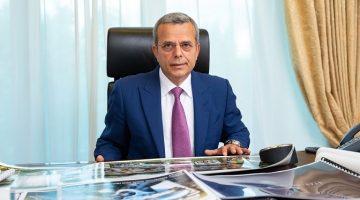 Zarakh Iliev in the office