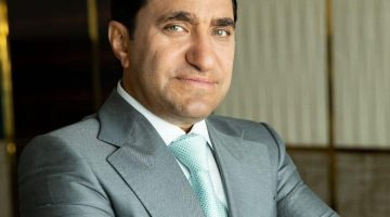 God Nisanov businessman